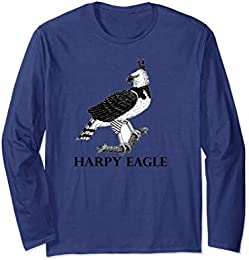 Harpy Eagle Long Sleeve T-Shirt