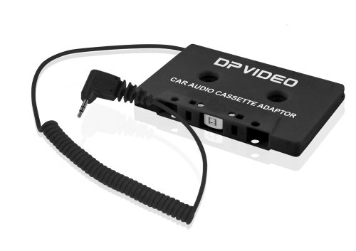 DP Audio Video DC10 Universal Car Cassette Adapter by DP Audio Video
