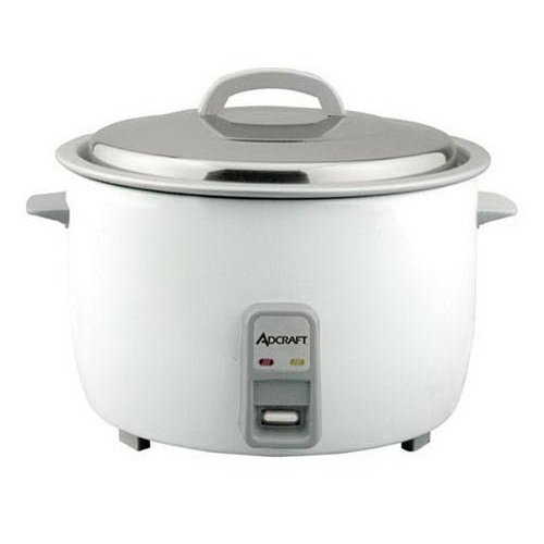 Adcraft Countertop Heavy Duty Rice Cooker, 25 Cup Capacity - 1 (Adcraft Fork)