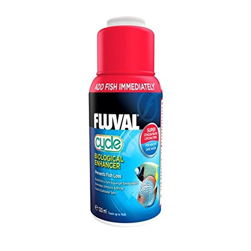 Fluval Biological Enhancer for Aquariums, 4-Ounce