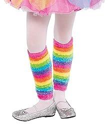Amscan Rainbow Fairy Leg Warmers
