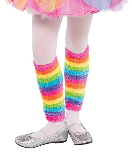 Rainbow Leg Warmers - 3