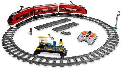 LEGO 2 x Eisenbahn Verkleidung schwarz Black Train Motor 9V Decorative Side 2871