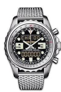 Breitling A78365-108 - Reloj de pulsera hombre, acero inoxidable