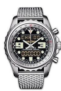 Breitling A78365-108 - Reloj de pulsera hombre, acero inoxidable: Amazon.es: Relojes