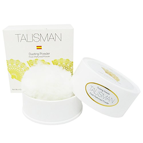Perfumed Dusting Powder (Talisman Perfumed Dusting Powder with Puff, 5.2 oz)