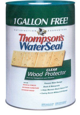 Water Thompsons - THOMPSONS WATERSEAL 21806 TH.021806-06 VOC Wood Protector