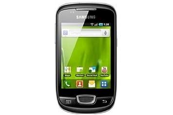 "Samsung Galaxy Next Turbo 3.14"" SIM única 0.160GB 1200mAh Negro, Gris - Smartphone"