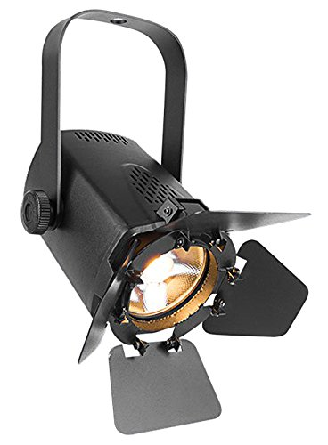 Chauvet DJ EVE TF-20 LED Fresnel Accent Church Stage Light w/Dimmers, Barn doors