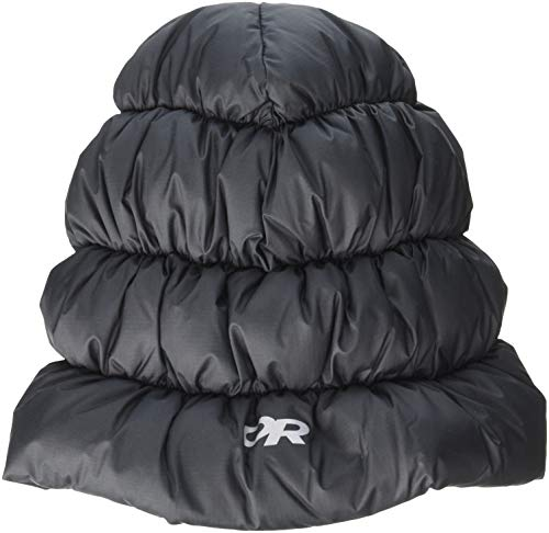 (Outdoor Research Transcendent Down Beanie, Black,)
