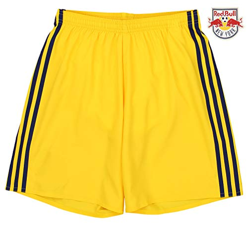 - adidas Men's MLS Adizero Team Color Short, New York Red Bulls Medium