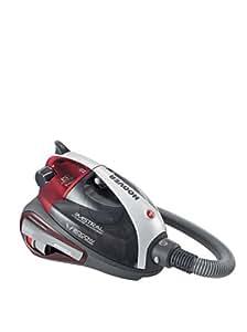 Hoover TMI 2018 aspirador - Aspiradora (2000W, 230W, Electrónico, Cilindro, Bagless, Gris, Rojo)