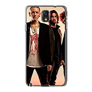Shock-Absorbing Hard Phone Covers For Samsung Galaxy Note3 (FQY2630fCeC) Provide Private Custom Stylish Linkin Park Series