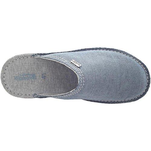 Living Kitzbühel Men's Women's Open Back Slippers jeans colour SvYtd