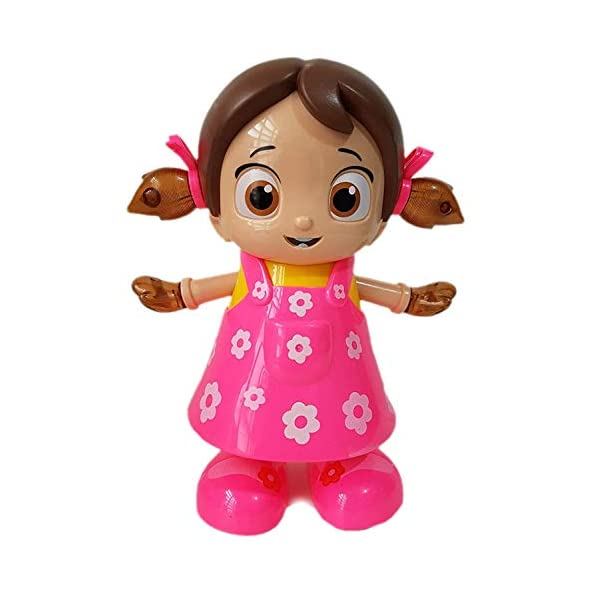 higadget Musical Toys for Babies, Toys with Music and Lights (Musical Doll)