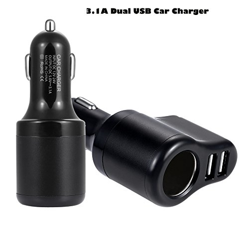 3in1 car charger - 8