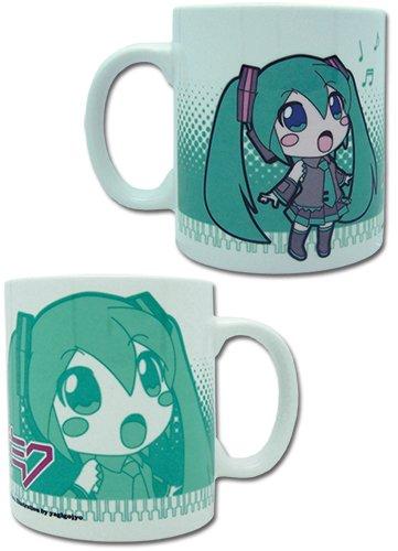Hatsune Mug Chibi Vocaloid Chibi Mug Miku Miku Vocaloid Hatsune rdhQtxsC