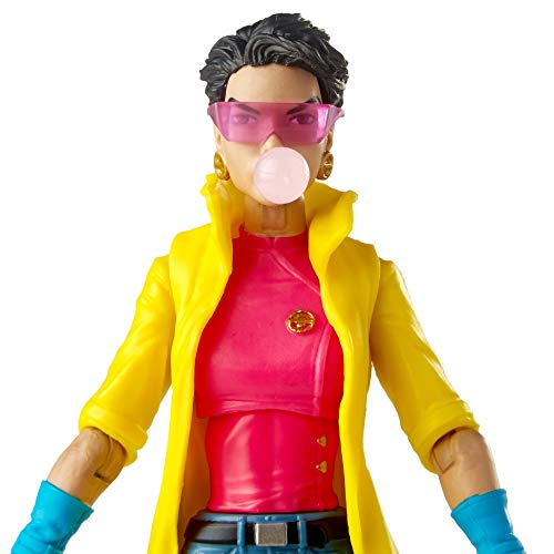 Marvel Hasbro Legends Series 6-inch Collectible Action Figure Jubilee Toy (X-Men Collection) Caliban Build-a-Figure Part by Marvel (Image #4)