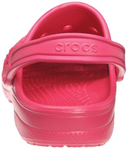 Crocs Unisex-erwachsene Baya Zoccoli Rosa (lampone)