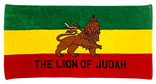 Rasta Beach Towels - 2