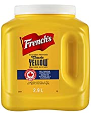 French's, Classic Yellow Mustard, 2.9L