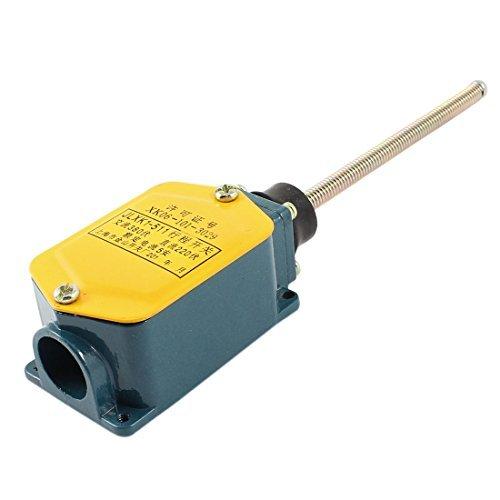 AC380V 5A DC220V Flexibele Coil Spring Rod stadium Momentary Limit Switch