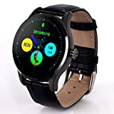 Smart Watch,K88H Smartwatch Fitness Tracker Smart Watches for Women Men Kids with Heart Rate Monitor Bluetooth Compatible with Android iOS(2Straps)