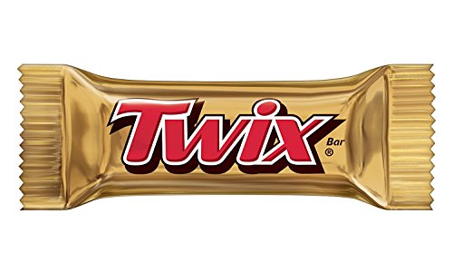 Twix Caramel, Classic Chocolate Candy Bars (20 lbs)