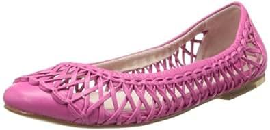Bloch London Womens Lila Ballet Flat,Pink,36.5 EU/6.5 M US