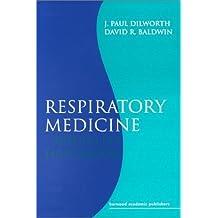 Respiratory Medicine: A Specialist Handbook by J. Paul Dilworth (20-Sep-2001) Paperback