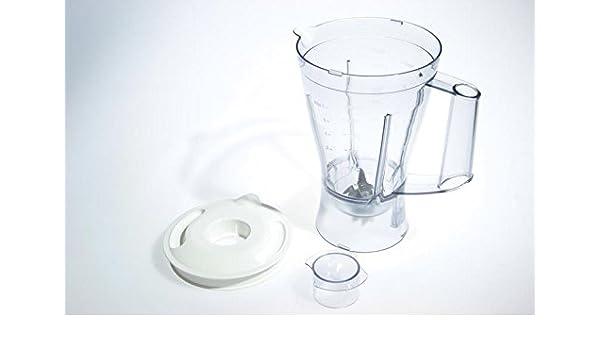 Ariete Vaso jarra batidora + hoja Tapa Junta Robot Robomix ...