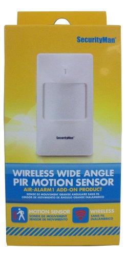 Mace Group Wireless Pir Motion Sensor For Sec-air-a (sec-sm-80) ()