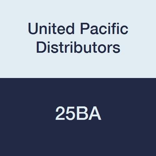 2-1//2 2-1//2 United Pacific Distributors 25BA Aluminum Female Coupler x Male NPT