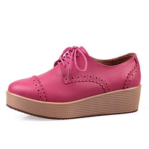 Primavera Zapatos De Mujer Casual,Zapatos De La Plataforma Suela Gruesa De La Dermis Del,Calzado Casual,De Mujeres Los Zapatos Planos,Zapatos Nude A