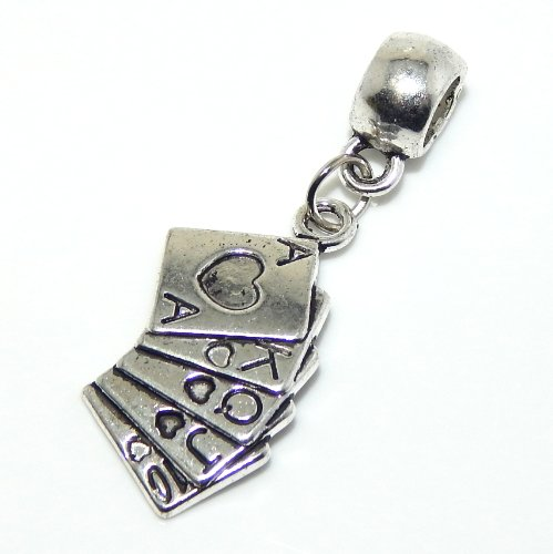 jewelry-monster-antique-finish-dangling-royal-flush-playing-cards-charm-bead-for-snake-chain-charm-b