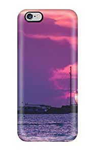 Defender Case With Nice Appearance (sunrise) For iphone 6 plus 5179312K99813018