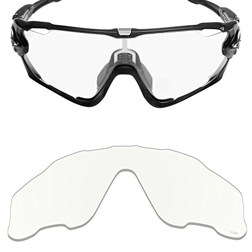 Mryok+ Polarized Replacement Lenses for Oakley Jawbreaker - HD - Sunglasses Clear Lenses Oakley With