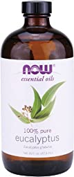 NOW  Eucalyptus Oil, 16-Ounce