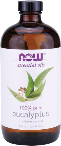 NOW Solutions Eucalyptus Essential Oil, 16-Ounce