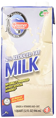 Shelf Stable Reduced Fat 2% Milk - 32 Oz Carton