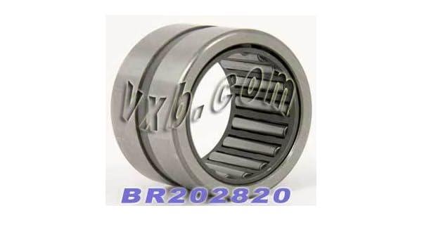 "BA1612ZOH SCE1612 1x1.1//4x3//4/"" IKO Open End Needle Roller Bearing"