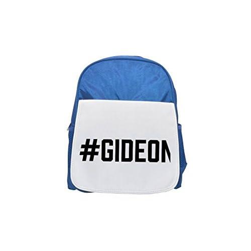 # Gideon Printed Kid 's Blue Backpack, Cute de mochilas, Cute Small de mochilas, Cute Black Backpack, Cool Black Backpack, Fashion de mochilas, large Fashion de mochilas, Black Fashion Backpack