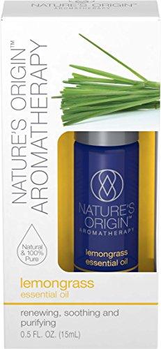 Nature's Origin™ Aromatherapy Lemongrass Essential Oil, 15 ml
