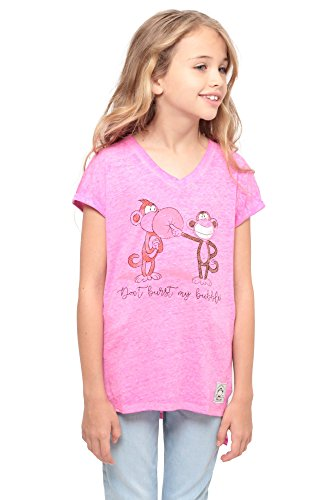 Bobby Jack Don't Burst My Bubble | Dolman Top - Pink