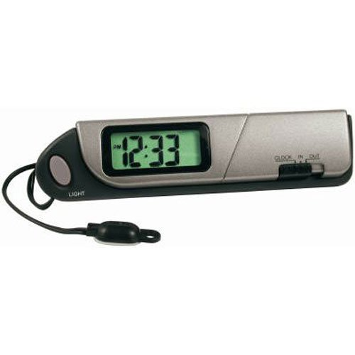 Lighted Outdoor Clock Thermometer in Florida - 8