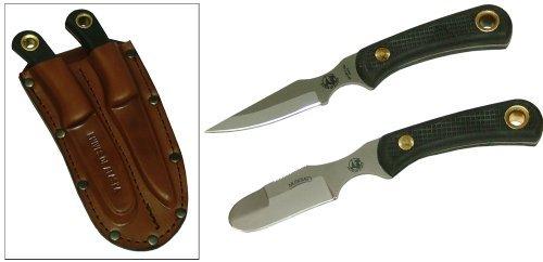 Knives of Alaska Suregrip Muskrat/Cub Knife Combo, Outdoor Stuffs