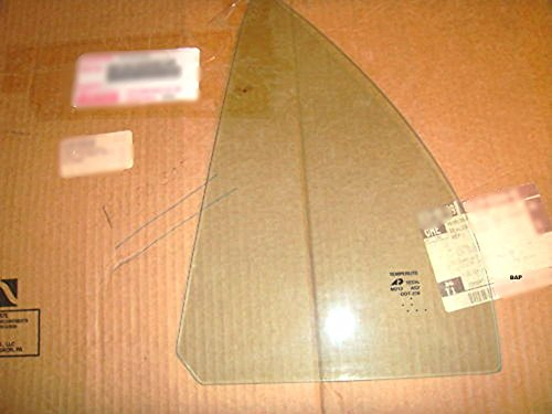 toyota corolla rear vent glass - 8