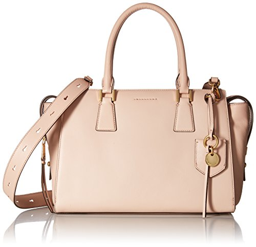 Cole Haan Purse - Cole Haan Marli Square Satchel, Pink Nude