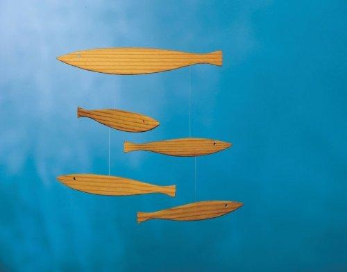 Flensted Mobiles(フレンステッドモビール社)Floating Fish(フローティングフィッシュ) B000PJ4JZI, ツクボグン 7bb9943b