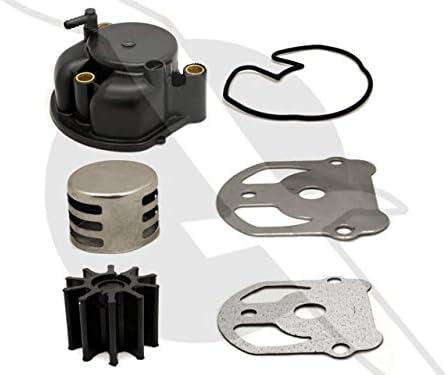 For OMC Cobra Sterndrives 1986-1992 Water Pump Impeller Kit Housing Seal Gasket